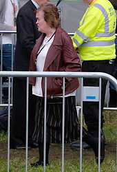 Party at the Palace, Linlithgow, Saturday 12th August 2017<br /> <br /> Lucy Spraggan performs on the Break Out Stage at Party at the Palace 2017.<br /> <br /> Susan Boyle attended the festival but was seen shouting and swearing at people in the crowd<br /> <br /> (c) Alex Todd | Edinburgh Elite media