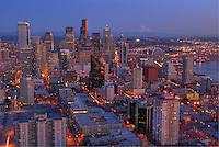 Seattle @ Sunset