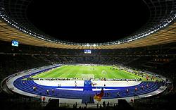 A general view of the Olympiastadion  - Mandatory by-line: Matt McNulty/JMP - 26/03/2016 - FOOTBALL - Olympiastadion - Berlin, Germany - Germany v England - International Friendly