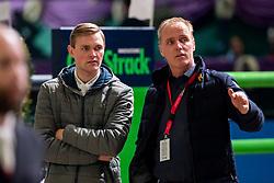 TEBBEL Maurice (GER), TEBBEL Rene (GER)<br /> Leipzig - Partner Pferd 2019<br /> Longines FEI Jumping World Cup<br /> Sparkassen-Cup - Grosser Preis von Leipzig<br /> 20. Januar 2019<br /> © www.sportfotos-lafrentz.de/Stefan Lafrentz