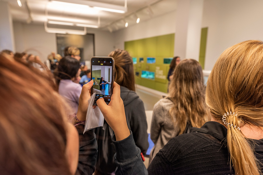 Photographs from the 2019 San Anrtonio Warter Systrem Confluence Education Program held at The Witte Museum on February 26.