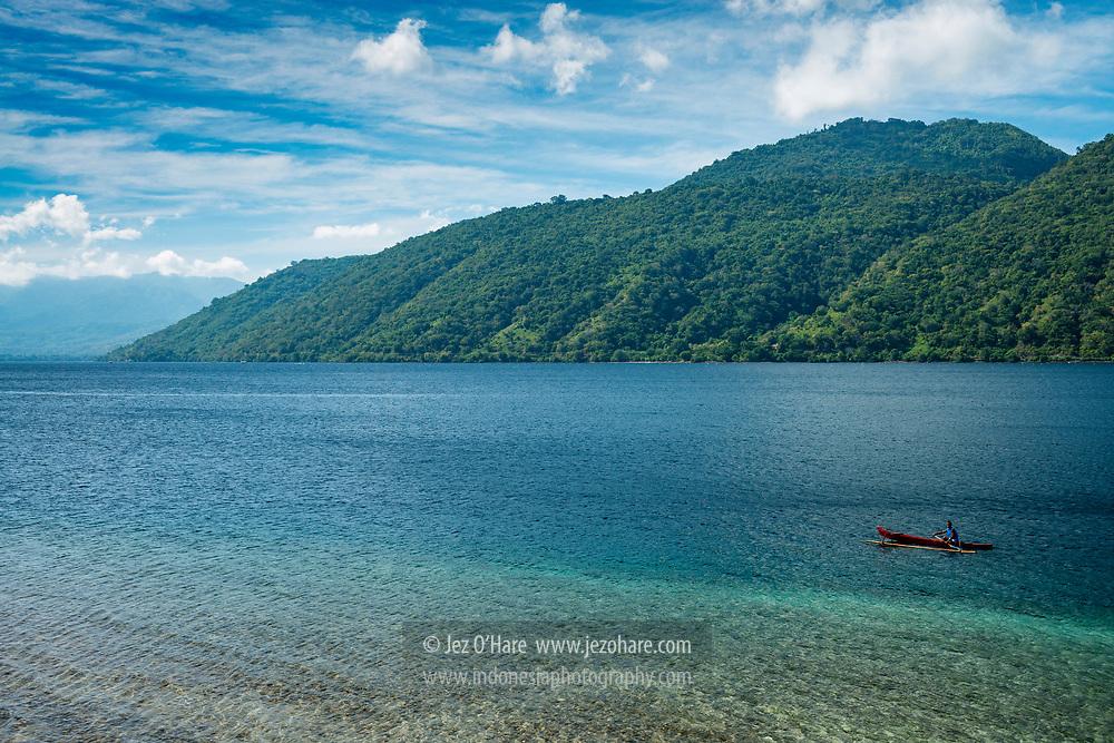 Alor, Nusa Tenggara Timur, Indonesia.
