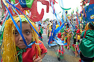 During the children parade January 4