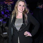 Julia Simpson is a singer attend The Music Producers Guild Awards at Grosvenor House, Park Lane, on 27th February 2020, London, UK.