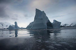 May 14, 2015 - Antarctica - The shape of the world is hanging by a thread or rather, according to experts, by a 110 mile-long (177km) rift. That's the extent of a rapidly expanding crack in an enormous ice shelf in Antarctica. When the Larsen C shelf finally splits, the largest iceberg ever recorded (bigger than the US state of Rhode Island and a third the size of Wales) will snap off into the ocean. Widening each day by 3 ft (1 m), the groaning cleft is on the verge of dramatically redrawing the southern-most cartography of our planet and is likely to lead, climatologists predict, to an acceleration in the rise of sea levels globally. (Credit Image: © NASA via ZUMA Wire/ZUMAPRESS.com)