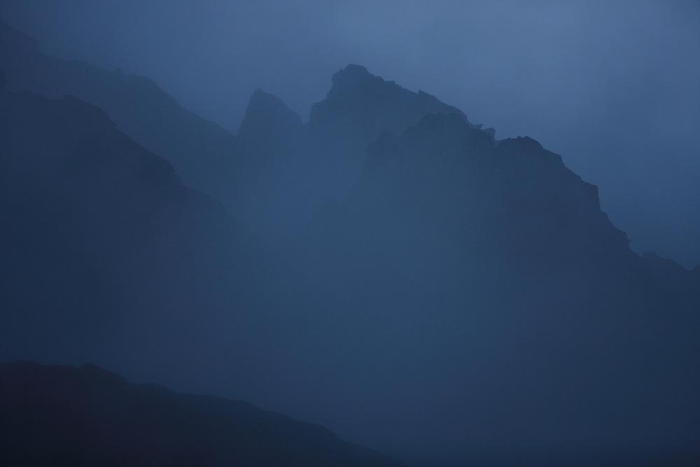 Claudy slopes of Fuscher-Kar-Kopf Mountain, Hohe Tauern National Park, Carinthia, Austria