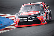 September 28-30, 2018. Charlotte Motorspeedway, Xfinity Series, Drive for the Cure 200: Ryan Preece, Joe Gibbs Racing, Toyota