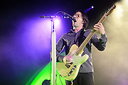 Bright Eyes performing at the Pageant in St. Louis on June 6, 2011 in support of The People's Key.