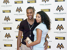 Mobo arrivals 19th September 2007