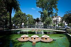 Park in Santander, Spain<br /> <br /> (c) Andrew Wilson | Edinburgh Elite media