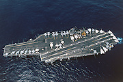 Carrier USS Constellation, CV-64