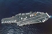 Carrier USS Constellation, CV-64
