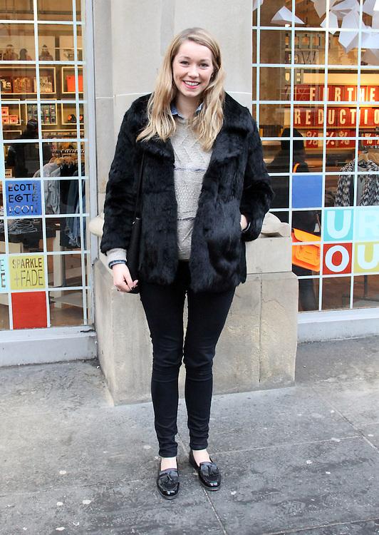 Jessica Arrowsmith.Favourite Designer/Celine.Fashion Icon/Miranda Kerr.jessica.arrowsmith@strath.ac.uk