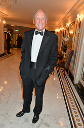 Auctioneer CHARLIE ROSS at the David Shepherd Wildlife Foundation Wildlife Ball at The Dorchester, Park Lane, London on 9th October 2015.