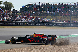 July 8, 2018 - Silverstone, Great Britain - Motorsports: FIA Formula One World Championship 2018, Grand Prix of Great Britain, ..#33 Max Verstappen (NLD, Aston Martin Red Bull Racing) (Credit Image: © Hoch Zwei via ZUMA Wire)
