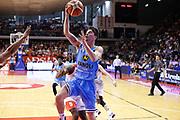 Ruzzier Michele, GRISSIN BON REGGIO EMILIA vs VANOLI CREMONA, Campionato Lega Basket Serie A 2017/2018, recupero 23° giornata, PalaBigi Reggio Emilia 18 aprile 2018 - FOTO Bertani/Ciamillo