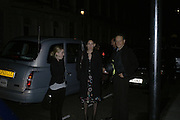 The Marchioness of Normanby, PARTY AFTER THE OPENING OF THE ANISH KAPOOR EXHIBITION AT THE LISSON GALLERY. Duchess Palace, 16 Mansfield St. London. W1. 10 October 2006. -DO NOT ARCHIVE-© Copyright Photograph by Dafydd Jones 66 Stockwell Park Rd. London SW9 0DA Tel 020 7733 0108 www.dafjones.com