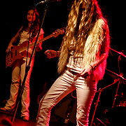 Zepparella performs at The Tractor Tavern in Seattle, WA USA