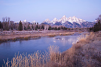 Scenic image of  Grand Teton National Park, WY.
