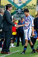 nac - heerenveen , breda 30-08-2009  , eredivisie voetbal , seizoen 2009-2010 . trond sollied