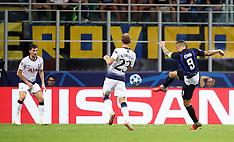 Inter Milan v Tottenham - 18 Sept 2018