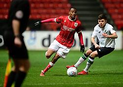 Bristol City's Opi Edwards - Mandatory by-line: Alex James/JMP - 13/02/2018 - FOOTBALL - Ashton Gate Stadium - Bristol, England - Bristol City U23 v Liverpool U23 - Premier League Cup