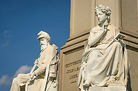 Soldiers National Monument, Gettysburg National Military Park, Pennsylvania, USA.