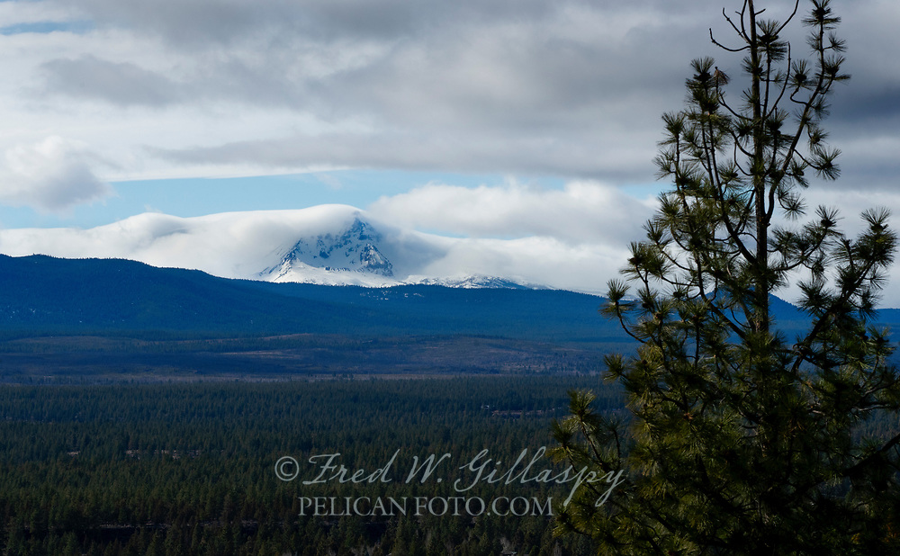 Northeast of Bend, Oregon