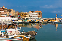 Ancient old harbour port of  Tyre Sur in South Lebanon Middle east