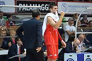 DESCRIZIONE : Caserta campionato serie A 2013/14 Pasta Reggia Caserta EA7 Olimpia Milano<br /> GIOCATORE : Alessandro Gentile<br /> CATEGORIA : esultanza<br /> SQUADRA : EA7 Olimpia Milano<br /> EVENTO : Campionato serie A 2013/14<br /> GARA : Pasta Reggia Caserta EA7 Olimpia Milano<br /> DATA : 27/10/2013<br /> SPORT : Pallacanestro <br /> AUTORE : Agenzia Ciamillo-Castoria/GiulioCiamillo<br /> Galleria : Lega Basket A 2013-2014  <br /> Fotonotizia : Caserta campionato serie A 2013/14 Pasta Reggia Caserta EA7 Olimpia Milano<br /> Predefinita :