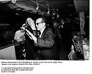Rebecca Broussard & Jack Nicholson at  SwiftyLazar's last Oscar Night  Party. Spago's. Los Angeles. March 1993. Film. 93239/23<br />© Copyright Photograph by Dafydd Jones<br />66 Stockwell Park Rd. London SW9 0DA<br />Tel 0171 733 0108