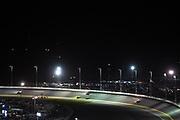 January 24-28, 2018. IMSA Weathertech Series ROLEX Daytona 24. Scenic view of Daytona Speedway 11 GRT Grasser Racing Team, Lamborghini Huracan GT3, Rolf Ineichen, Mirko Bortolotti, Franck Perera, Rik Breukers