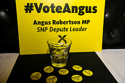 Pictured: <br /> MP Angus Robertson launched his campaign for depute leadership of the SNP today. Mr Robertson made his first public speech since declaring his bid for the post, at the Voodoo Rooms in Edinburgh <br /> <br /> Ger Harley | EEm 28 July 2016