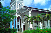 Cathedral of the Immaculate Conception, Victoria, Mahe, Seychelles