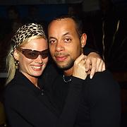 Verjaardag Mayday, Monique Sluyter en vriend Humprhey Proeve