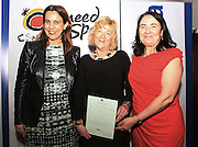 Marta Farrero, Isabelle Conway Sunday World Tenerife Walking and Teresa Gancedo Director of the Spanish Tourism office in Dublin <br /> <br /> FOR IMMEDIATE RELEASE<br /> <br /> Travel Extra Travel Journalist of the Year Awards Announced<br /> <br /> <br /> Dublin, 27th January 2017   Yvonne Gordon was presented with the Travel Extra Journalist of the Year Award at a ceremony held to coincide with the annual Holiday World Show, which takes place at the RDS Simmonscourt, Dublin this weekend.<br /> <br /> Ten other winners, each for different holidaying categories, were announced on Friday night at a dinner in Thomas Prior House, Ballsbridge which was attended by the cream of Irish travel and tourism writers and broadcasters.  The event was sponsored by the Spanish Tourism Office and Costa Dorada.  The award winners were chosen by a distinguished panel of senior Irish journalists. This year saw a huge increase in the number of submissions from previous years, displaying the creativity and continuing innovation of travel and tourism journalism in Ireland. <br /> <br /> The category winners were:<br /> <br /> Newcomer/Young Journalist AwardConor Haugh, Sunday Independent for a feature on Myanmar<br /> Sponsored by Falcon Holidays<br /> <br /> Home Holiday AwardYvonne Gordon, Sunday Times for a feature on Lighthouses, Ballycotton<br /> Sponsored by Fáilte Ireland<br /> <br /> Northern Ireland Award - Jasper Winn, Country Walking Magazine<br /> Sponsored by Tourism Northern Ireland<br /> <br /> Spain AwardIsabel Conway, Sunday World for a feature on Tenerife Walking<br /> Sponsored by Spanish Tourism Office<br /> <br /> Broadcasting AwardMary Fanning, RTE Nationwide for a broadcast feature on Food in Derry<br /> Sponsored by Cassidy Travel<br /> <br /> Skiing AwardCatherine Murphy, Daily Mail for a feature entitled Chalet Girl<br /> Sponsored by Topflight & Gastein Tourist Board Austria<br /> <br /> Digital AwardJanet Newenham, Journalist on the Run<br /> Sponsored by Cli