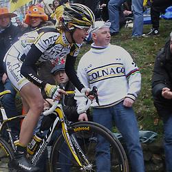 Sportfoto archief 2006-2010<br /> 2010<br /> Adrie Visser Muur van Geraardsbergen