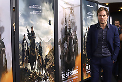 """Michael Shannon attends the premiere of """"12 Strong"""" at Jazz at Lincoln Center's Frederick P. Rose Hall in New York"""