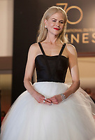 Nicole Kidman at The Killing of a Sacred Deer gala screening at the 70th Cannes Film Festival Monday 22nd May 2017, Cannes, France. Photo credit: Doreen Kennedy