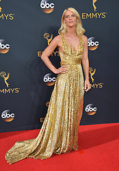 Claire Danes bei der Verleihung der 68. Primetime Emmy Awards in Los Angeles / 180916<br /> <br /> *** 68th Primetime Emmy Awards in Los Angeles, California on September 18th, 2016***