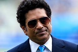 Indian Cricket legend Sachin Tendulkar - Mandatory by-line: Robbie Stephenson/JMP - 30/06/2019 - CRICKET - Edgbaston - Birmingham, England - England v India - ICC Cricket World Cup 2019 - Group Stage