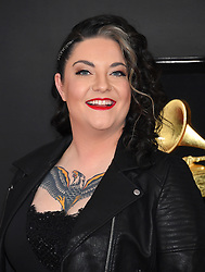 61st Annual Grammy Awards held at Staples Center on February 10, 2019 in Los Angeles, CA. 10 Feb 2019 Pictured: Ashley McBryde. Photo credit: MEGA TheMegaAgency.com +1 888 505 6342