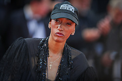Justice Maya Singleton attend the screening of The Traitor during the 72nd annual Cannes Film Festival on May 23, 2019 in Cannes, France. Photo by Shootpix/ABACAPRESS.COM