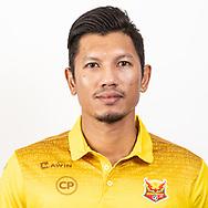 THAILAND - JUNE 29: Sakdarin Mingsamorn #25 of Sukhothai FC on June 29, 2019.<br /> .<br /> .<br /> .<br /> (Photo by: Naratip Golf Srisupab/SEALs Sports Images/MB Media Solutions)