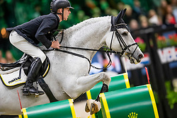 Ehning Marcus, GER, Cornado NRW<br /> Rolex Grand Slam of Showjumping<br /> The Dutch Masters - 'S Hertogenbosch 2019<br /> © Hippo Foto - Dirk Caremans<br /> 17/03/2019