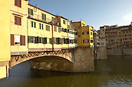 Ponte Vecchio over the River Arno, Florence, Italy. .<br /> <br /> Visit our ITALY PHOTO COLLECTION for more   photos of Italy to download or buy as prints https://funkystock.photoshelter.com/gallery-collection/2b-Pictures-Images-of-Italy-Photos-of-Italian-Historic-Landmark-Sites/C0000qxA2zGFjd_k<br /> .<br /> <br /> Visit our MEDIEVAL PHOTO COLLECTIONS for more   photos  to download or buy as prints https://funkystock.photoshelter.com/gallery-collection/Medieval-Middle-Ages-Historic-Places-Arcaeological-Sites-Pictures-Images-of/C0000B5ZA54_WD0s