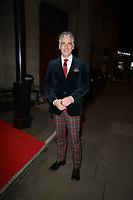 Gordon Buchanan at the Broadcast Awards, Grosvenor Hotel London. 05.02.20