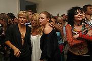 Diana Jenkins, Pamela Anderson, Stella MCCartney, PETA's Humanitarian Awards, Stella McCartney, Bruton Street, London, W1. 28 June 2006. ONE TIME USE ONLY - DO NOT ARCHIVE  © Copyright Photograph by Dafydd Jones 66 Stockwell Park Rd. London SW9 0DA Tel 020 7733 0108 www.dafjones.com