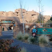 North America, USA, New Mexico, Santa Fe. The Inn & Spa at Loretto