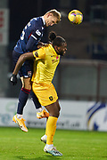 L 25 Ross County Coll Donaldson  and R 9 Livingsron ,Jay emmanuale-Thomas